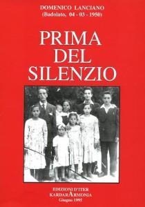copertina-libro-PRIMA-DEL-SILENZIO-1995