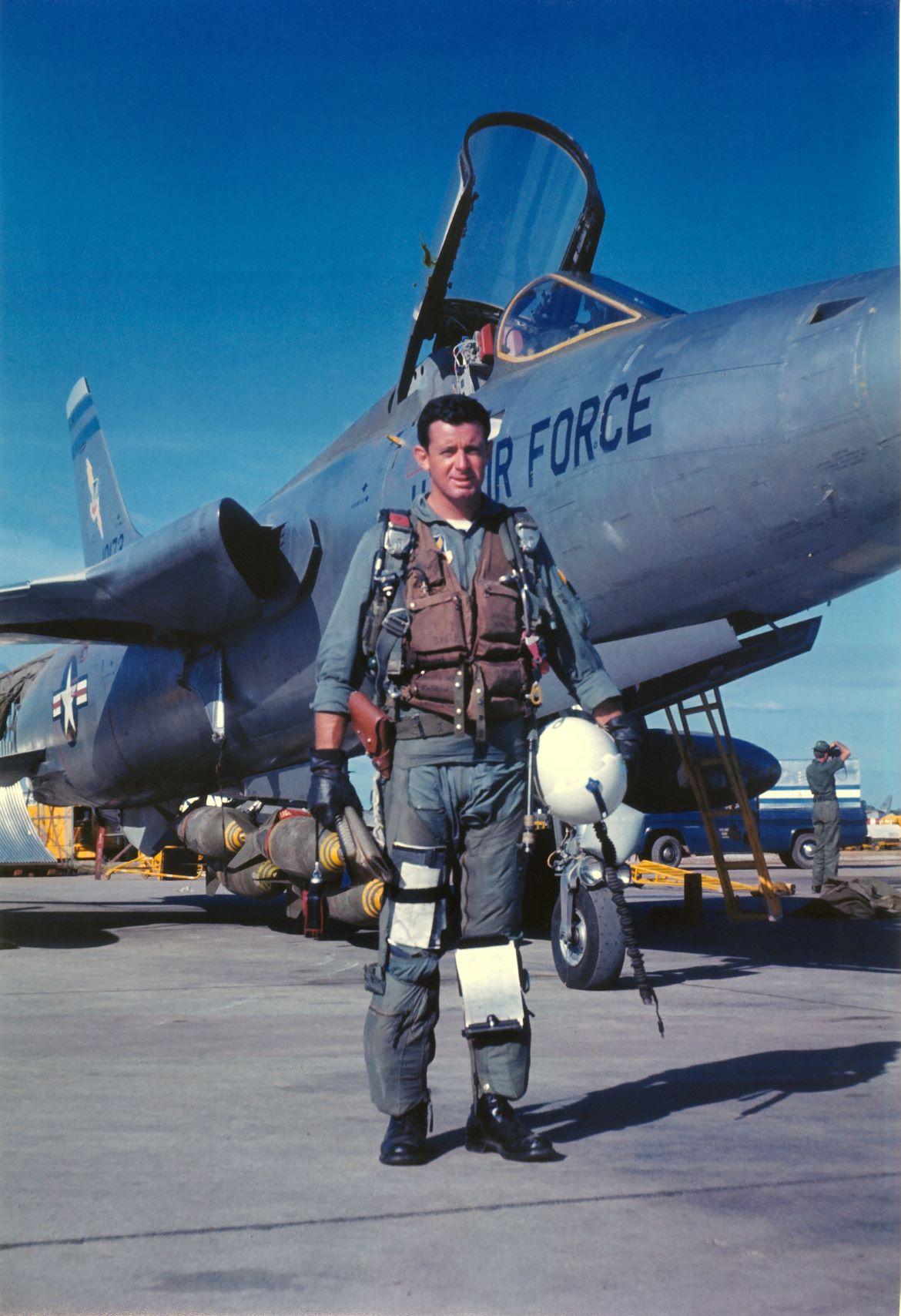 gary barnhill pilot pic