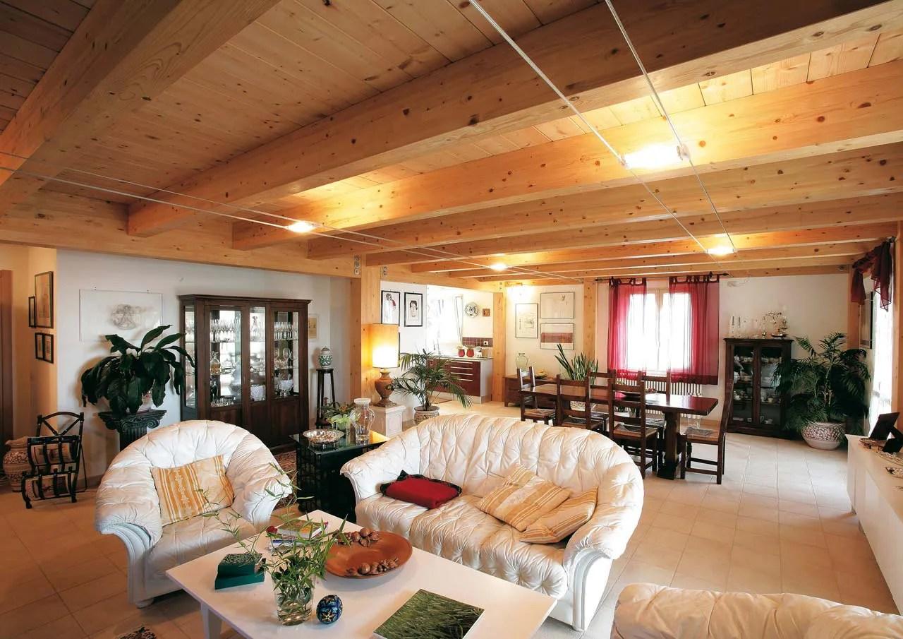 Progetto per ristrutturazione villa unifamiliare picture. Casa A Due Piani Umbria Terni Costantini Sistema Legno