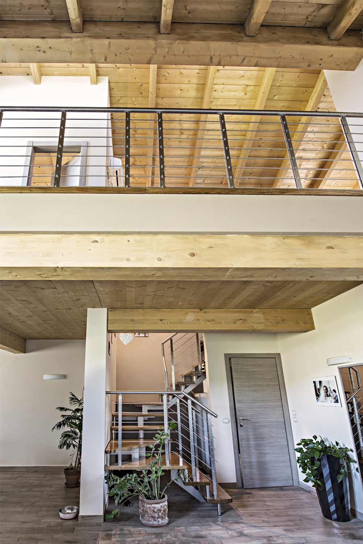 Trova le migliori offerte per la tua ricerca casa interni immobiliare taranto. Casa In Legno A Due Piani Firenze Toscana Costantini Sistema Legno