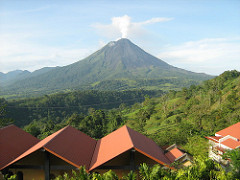 Costa Rica Expat Tours - Arenal