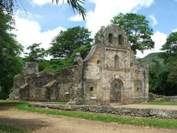 Ruinas de Ujarras, Cartago, Costa Rica