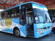 Servicio de Buses de San Jose en Costa Rica