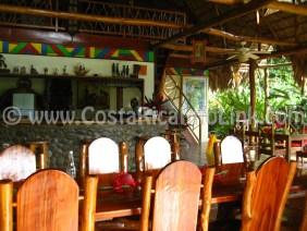 Restaurante Hotel Rafiki Safari Lodge Costa Rica