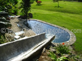 Pool - Rafiki Safari Lodge Hotel Costa Rica
