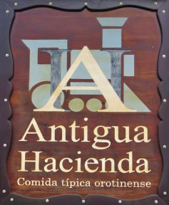 Antigua Hacienda Restaurant in Orotina, Costa Rica