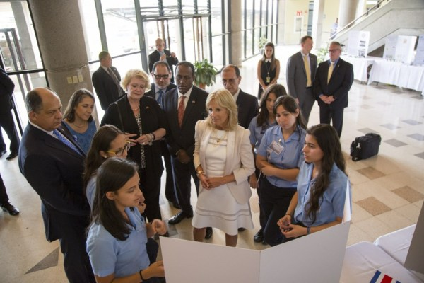 Costa Rica is a leader in gender equality