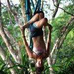 Woman-doing-Aerial-Yoga