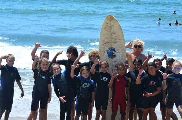 Corky Carroll's Surf School 1