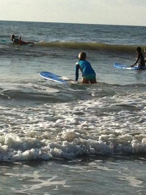 Surfguys Surf School in Costa Rica 2