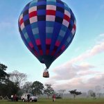 Hot Air Balloon Rides in Costa Rica