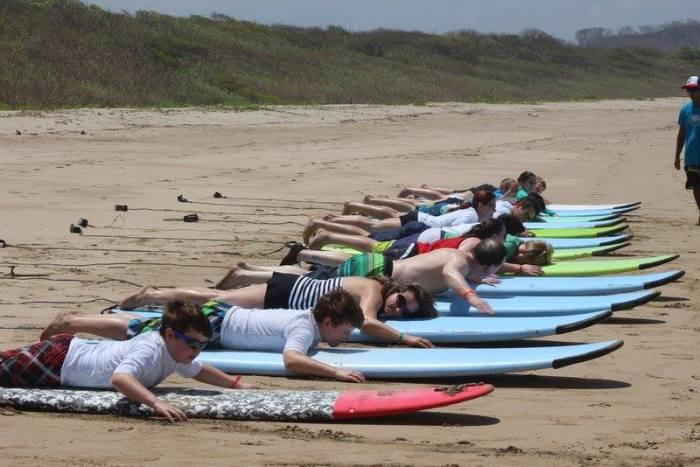 Point Break Surf School 1
