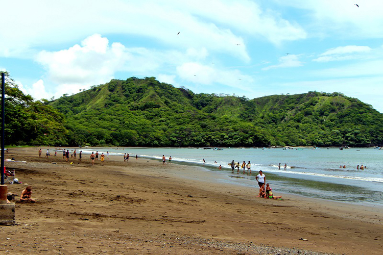 Playa del coco town costa rica for Fishing guanacaste costa rica