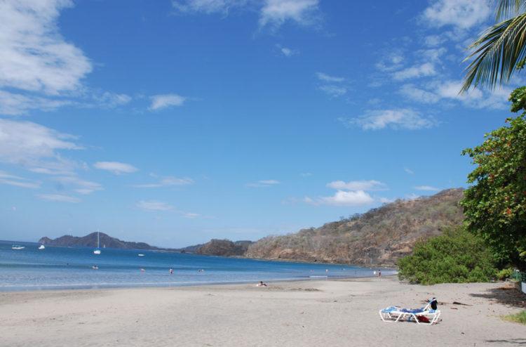 Playa Hermosa Town