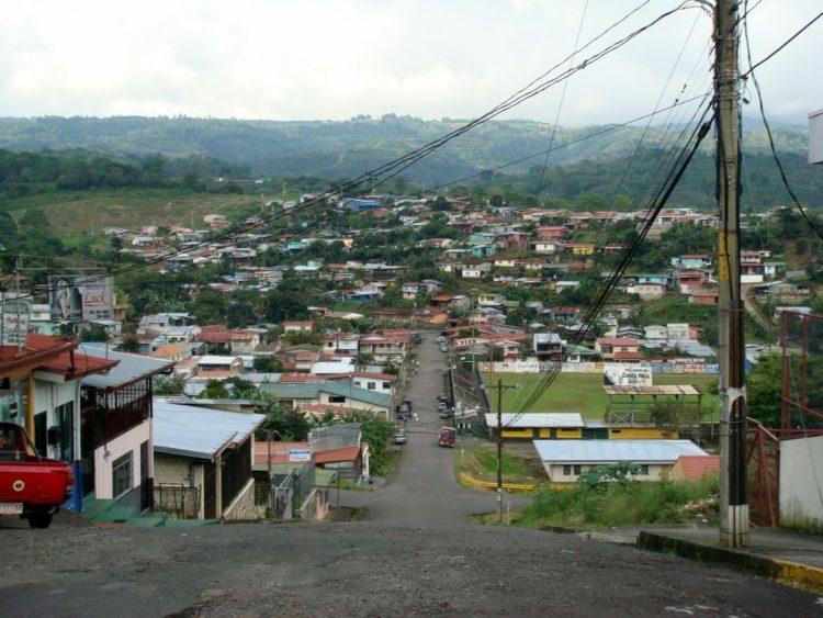 Alajuela Town Costa Rica