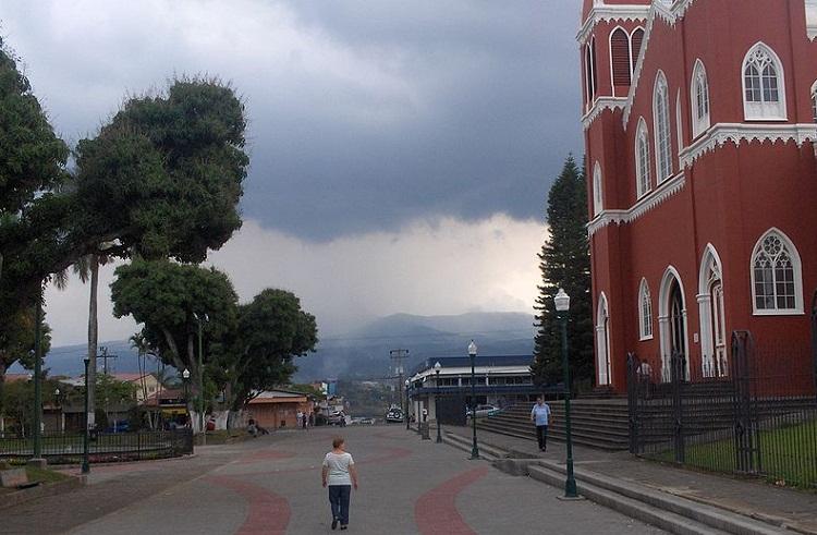 Grecia Town