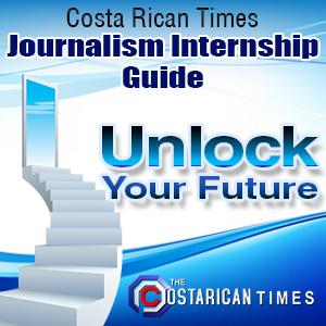 costa rican times internsship guide