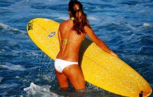 hot surfer girl in bikini 4