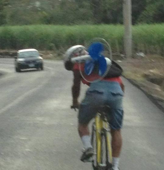 Keeping Cool While Biking in Costa Rica