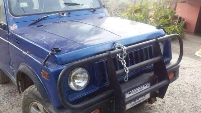 Maximum Security in Costa Rica