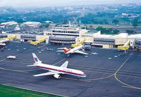 juan santamaria airport domestic flights