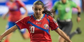 costa rica womens soccer