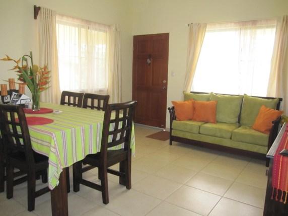 Open conecpt living area