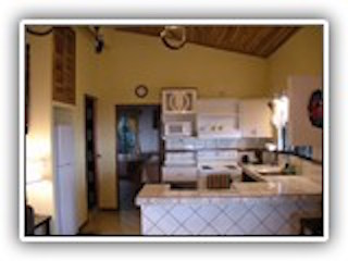 large kitchen with all good appliances