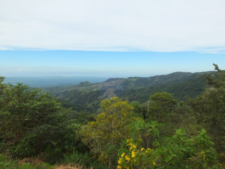 Ocean View properties for sale san ramon costa rica