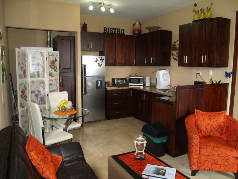 1BR/1BA vacation rental in san ramon costa rica