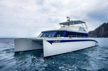 costa cat catamaran cruise