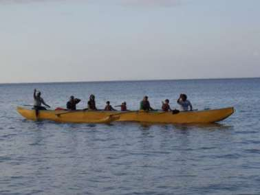 kayaking group costa rica