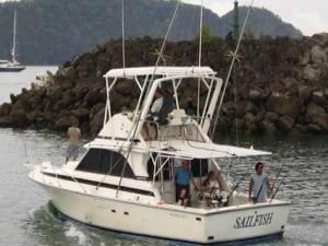 SailFish 35 feet
