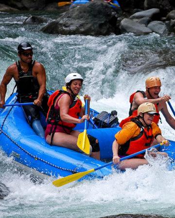 Naranjo river Tour