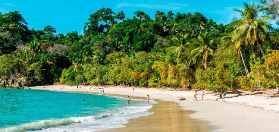 Cruise to Tortuga Island White San Beach