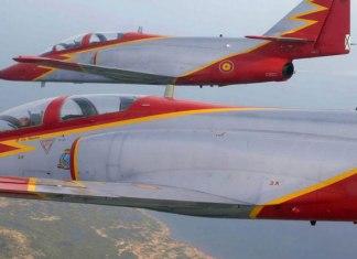 Los Alcazares Air Show 2016