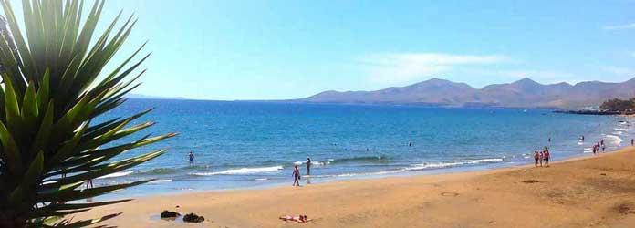 Playa Grande, Lanzarote