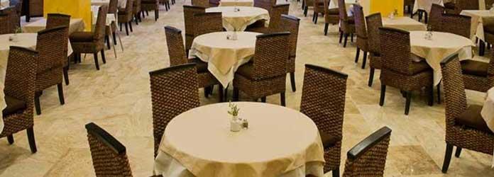 las piramides resort restaurante