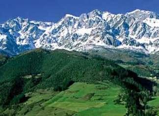 Cordillera Cantábrica, Asturias,