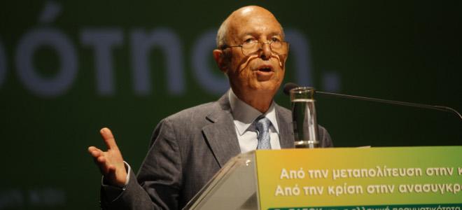 Ομιλία στο Ευρωπαϊκό Συμπόσιο με θέμα: «Σύγχρονοι Σοσιαλιστές – Νέες Απαντήσεις»