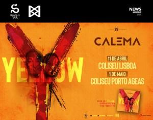 CALEMA-300x234 Calema ao vivo nos Coliseus