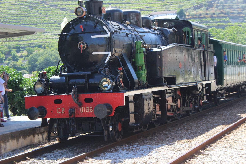 Comboio Histórico Volta ao Douro