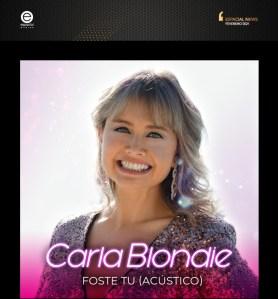 CARLA-BLONDIE INICIO