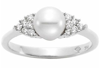 Rings   Costco Pearl Rings