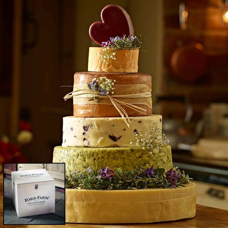 The Dorchester 6 Tier Cheese Celebration Cake  15kg  Serves 150 200     The Dorchester 6 Tier Cheese Celebration Cake  15kg  Serves 150 200 People