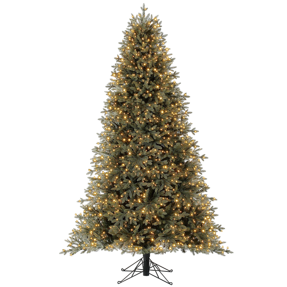 Pre Lit Aspen Micro Dot Led Christmas Tree 2 29m Costco Australia