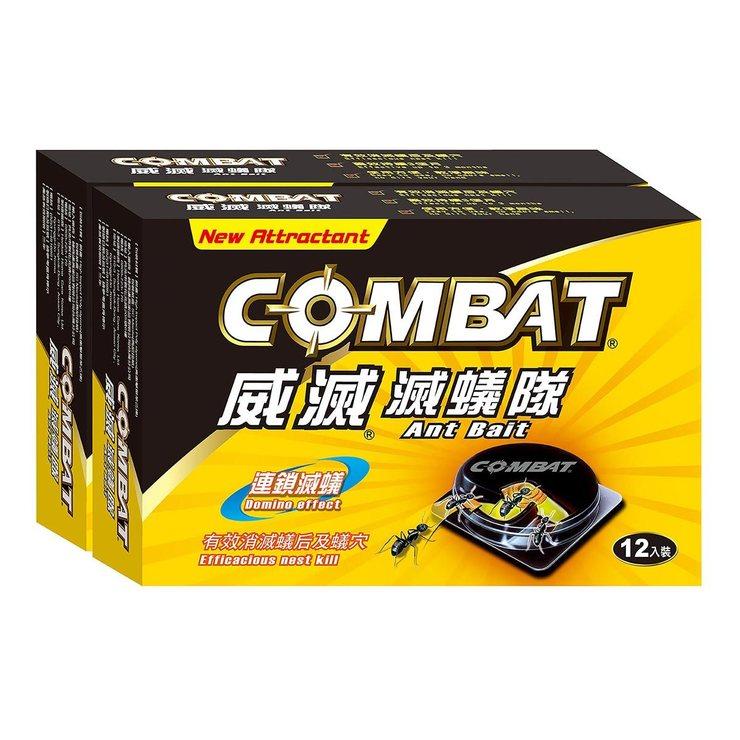 COMBAT威滅防蟻餌劑12入X2盒 | Costco 好市多線上購物