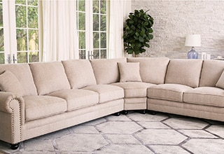 leather sofas sectionals