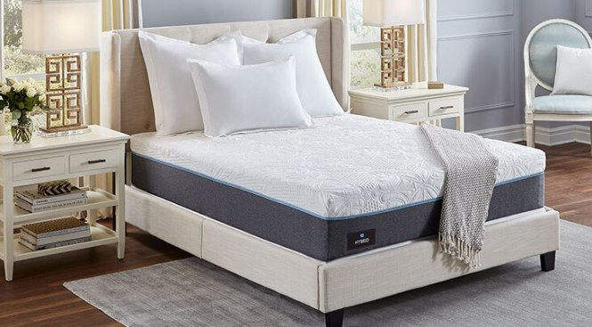 Sealy 12 Hybrid Mattress Collection
