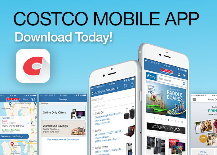 Introducing The Costco App Costco